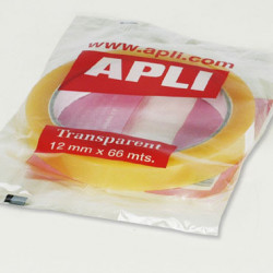 Cinta adh transp APLI  12x66