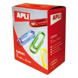 Clips APLI nº2 colores
