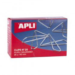 Clips Mariposa APLI  60mm