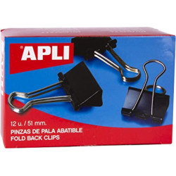 Pinzas APLI Pala abatible  51mm