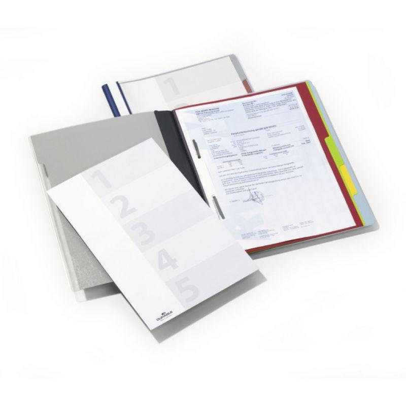 Dossier Fastener y 5 Divisiones