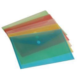 Sobre Velcro A4 FRAGA  Azul