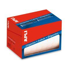 Etiquetas Adhesivas en Rollo  34x53 et/hoja 12