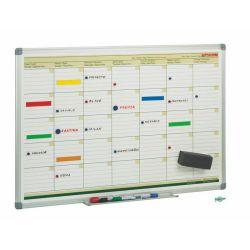 Planning mensual Faibo